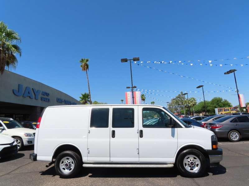 GMC Savana Cargo Van 2018 price $22,995