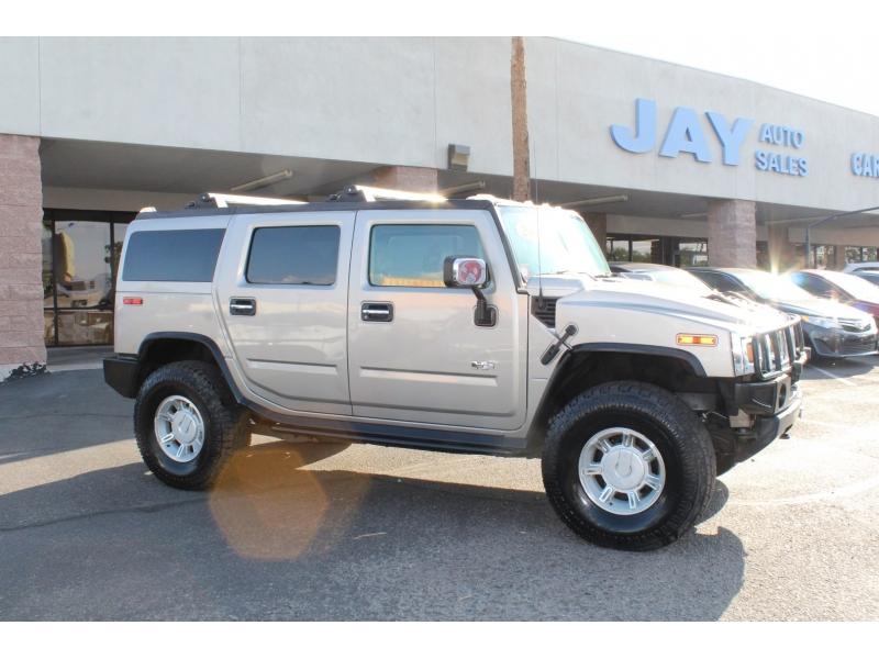 Hummer H2 2004 price $13,995
