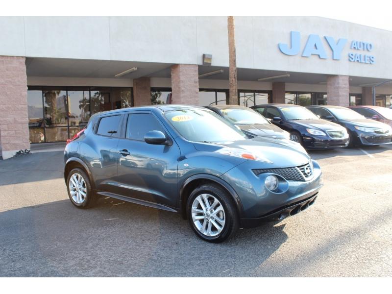 Nissan JUKE 2014 price $10,995