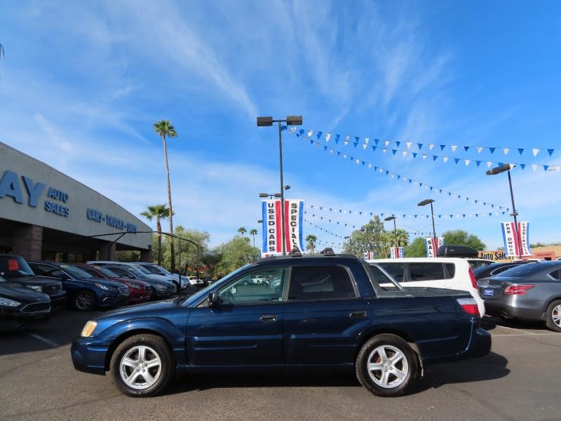 Subaru Baja 2003 price $9,995