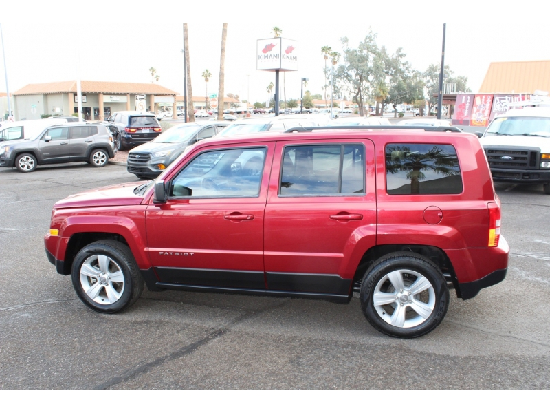 Jeep Patriot 2013 price $9,995