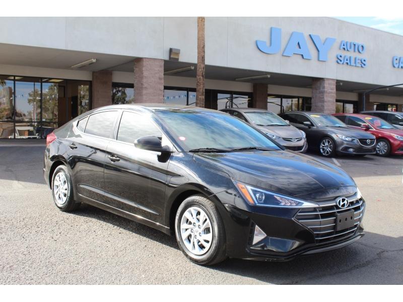 Hyundai Elantra 2019 price $14,995