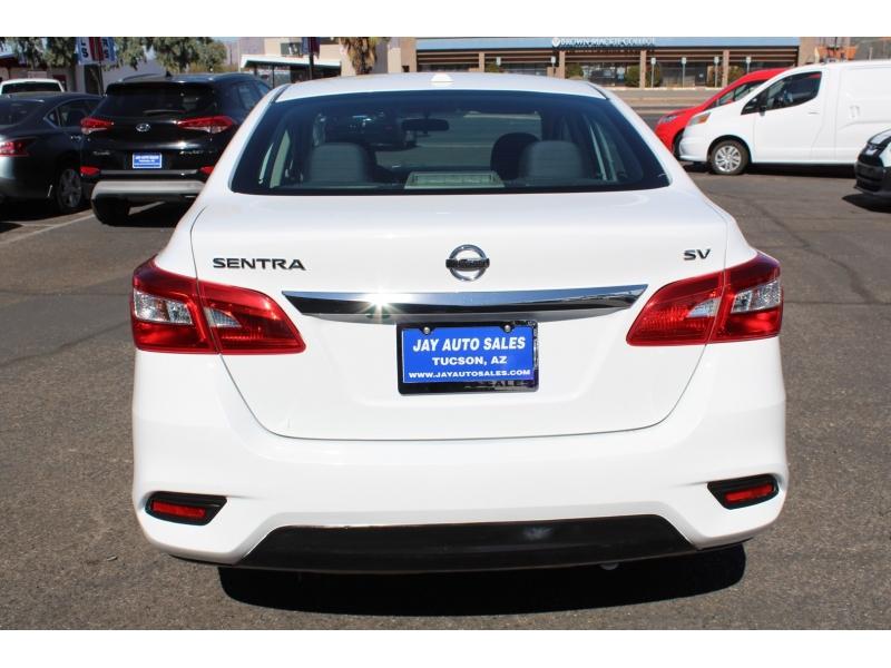 Nissan Sentra 2017 price $11,995