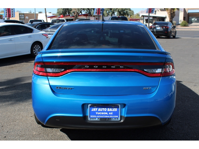 Dodge Dart 2016 price $12,995