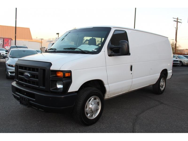 Ford Econoline Cargo Van 2013 price $12,995