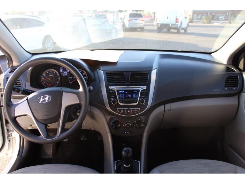 Hyundai Accent 2016 price $8,995