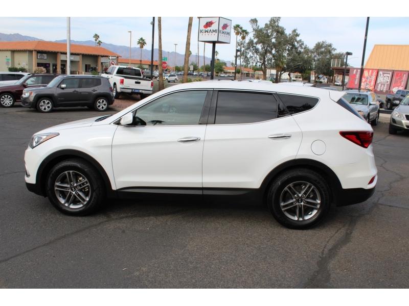 Hyundai Santa Fe Sport 2018 price $18,495