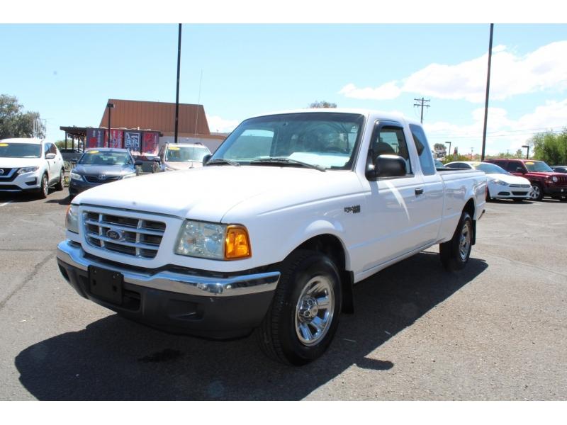 Ford Ranger 2002 price $8,995