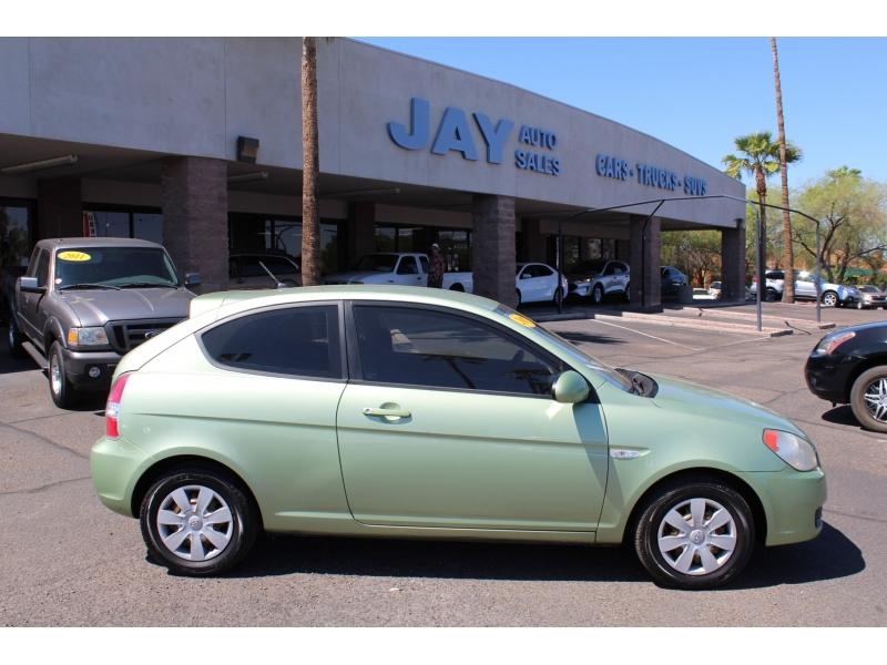 Hyundai Accent 2007 price $5,995