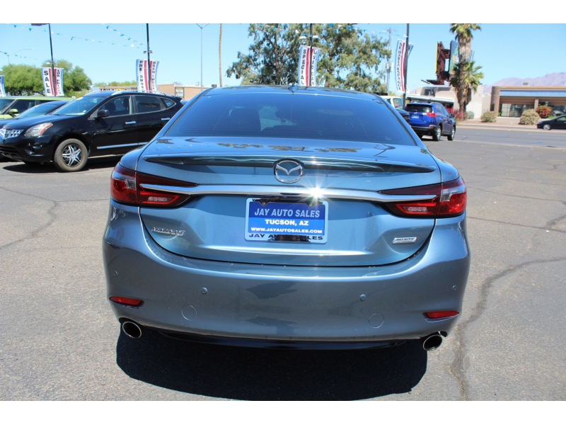 Mazda Mazda6 2018 price $26,995