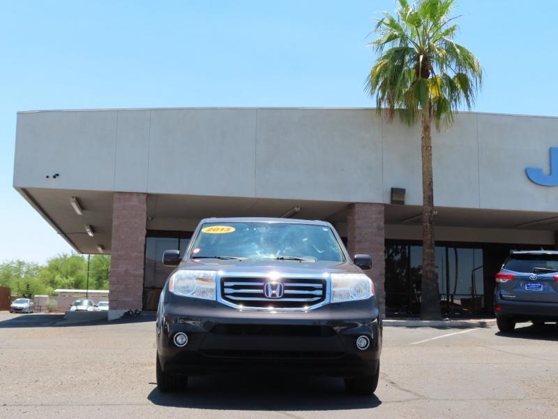 Honda Pilot 2013 price $18,995