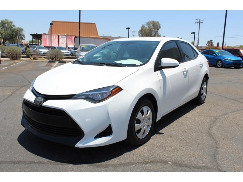 Toyota Corolla 2017 price $17,995