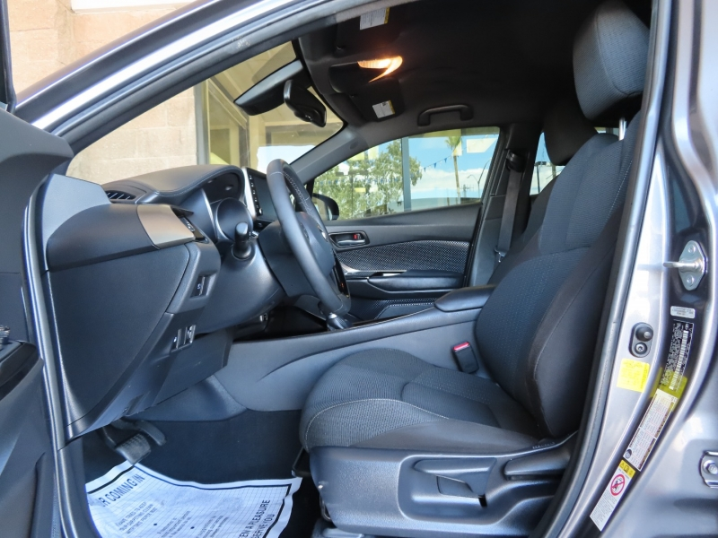 Toyota C-HR 2019 price $24,995