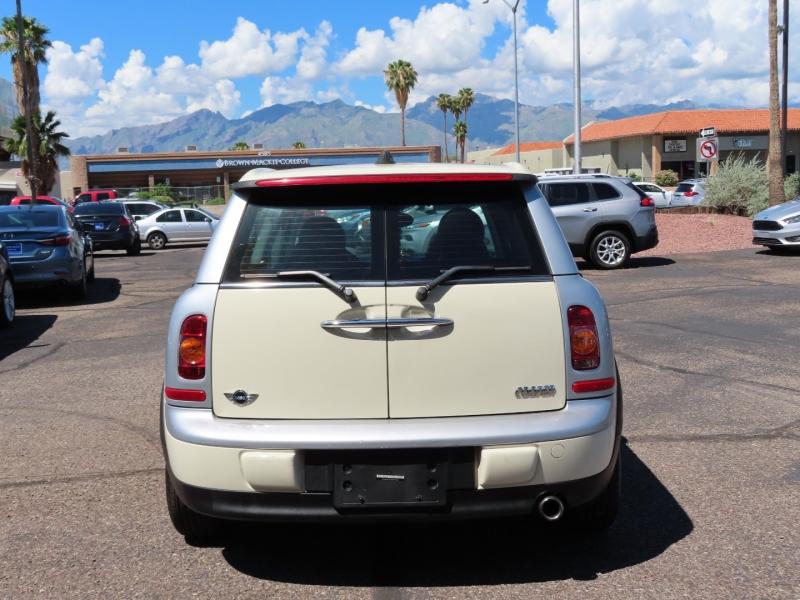 Mini Cooper Clubman 2009 price $7,995