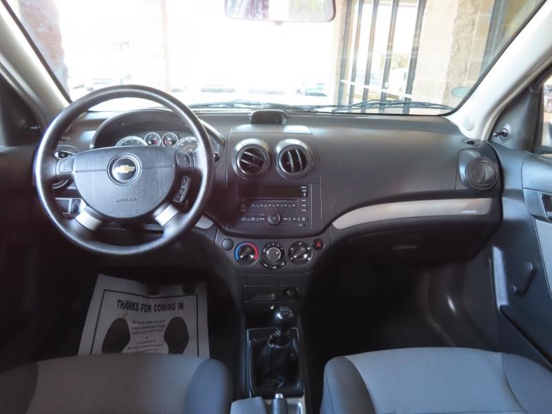 Chevrolet Aveo 2009 price $5,995