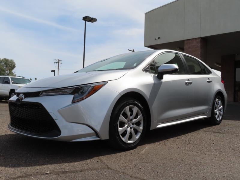 Toyota Corolla 2020 price $22,995