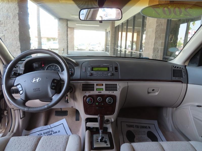 Hyundai Sonata 2007 price $7,995