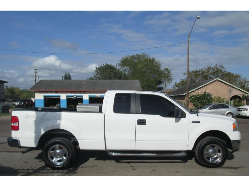 FORD F150 2008 price $6,400