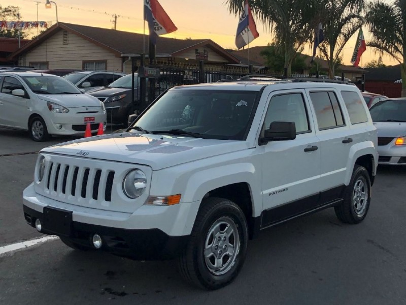 JEEP PATRIOT 2016 price $7,800