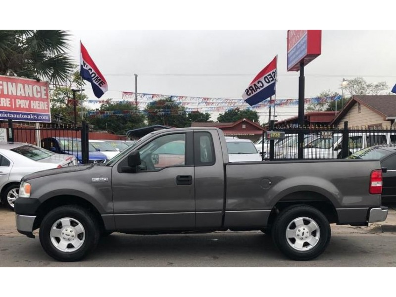 FORD F150 2008 price $7,800