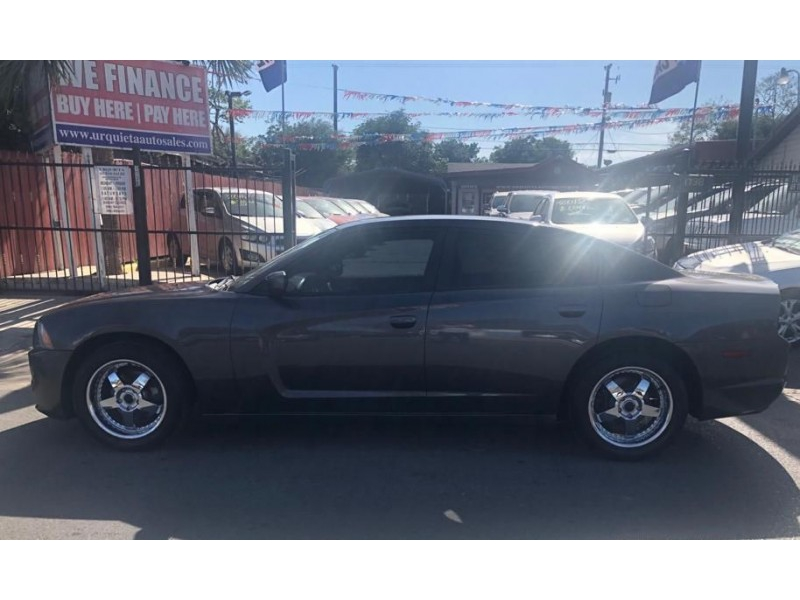 DODGE CHARGER 2013 price $8,400
