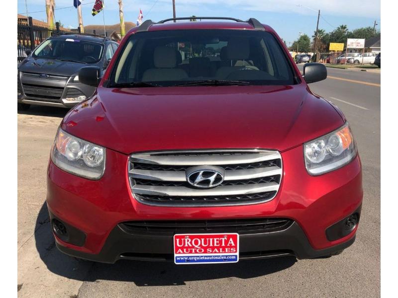 HYUNDAI SANTA FE 2012 price $8,600