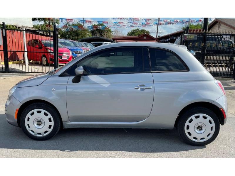 FIAT 500 2015 price $7,400