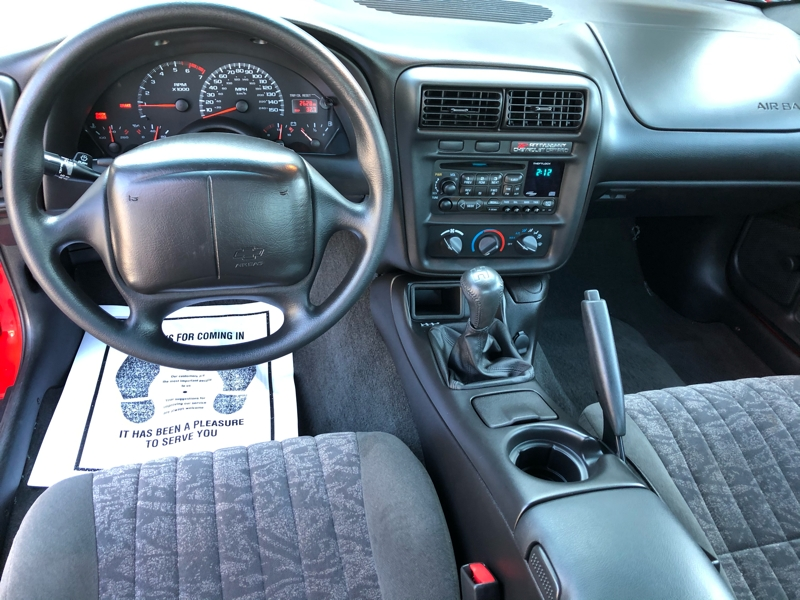 Chevrolet Camaro 2002 price $18,995