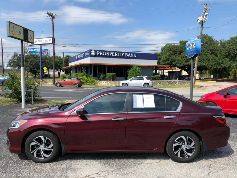 Honda Accord Sedan 2016 price $15,995