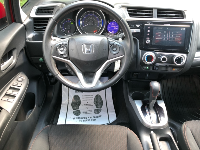 Honda Fit 2018 price $13,995