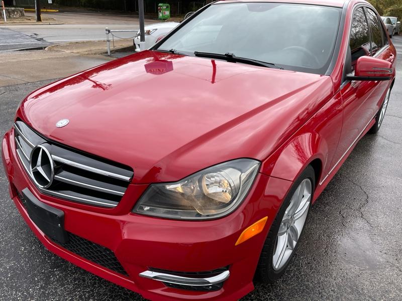 Mercedes-Benz C-Class 2014 price $12,995