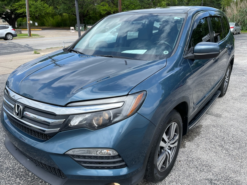 Honda Pilot 2016 price $21,995