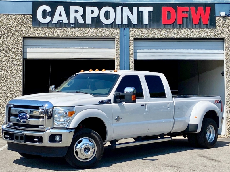 Ford F350 DUALLY LARIAT 4x4 2016 price $43,900