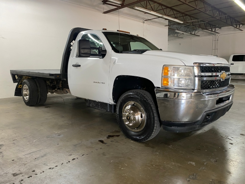 Chevrolet Silverado 3500HD DUALLY 6.6L DURAMAX 96K 2013 price $21,900
