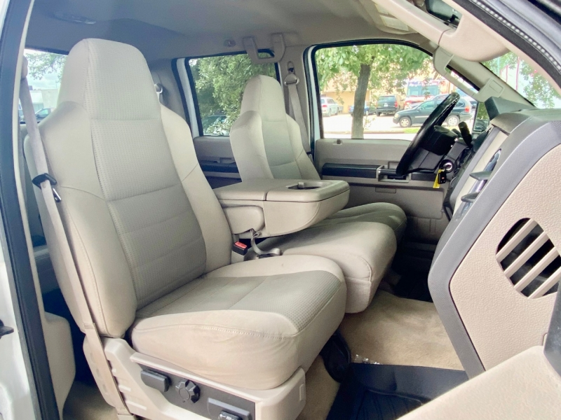Ford FORD F250 XLT 4X4 2008 price $17,500