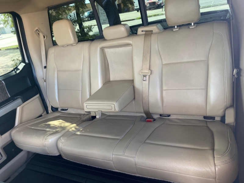 Ford F250 LARIAT 4X4 2017 price $37,900