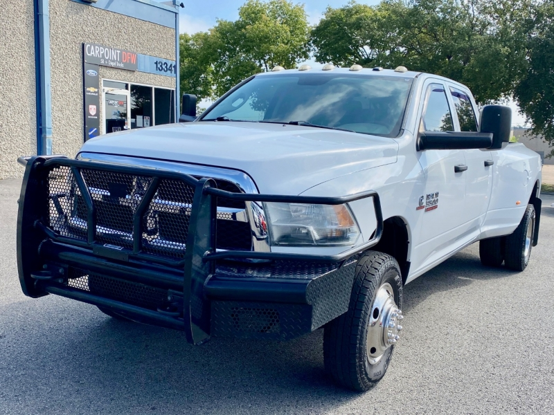 RAM 3500 DUALLY 4X4 2014 price $30,500