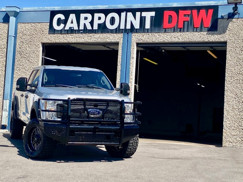 Ford F250 4X4 DIESEL 4 NEW 20 WHEELS AND TIRES 2017 price $35,500
