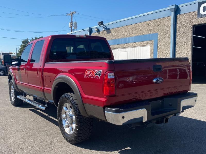 Ford F250 LARIAT 4X4 2016 price $38,995