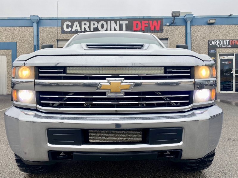 Chevrolet 2500HD 4X4 ~LIFTED 4 NEW 20  WHEELS AND TIRES ~ 2017 price $30,995