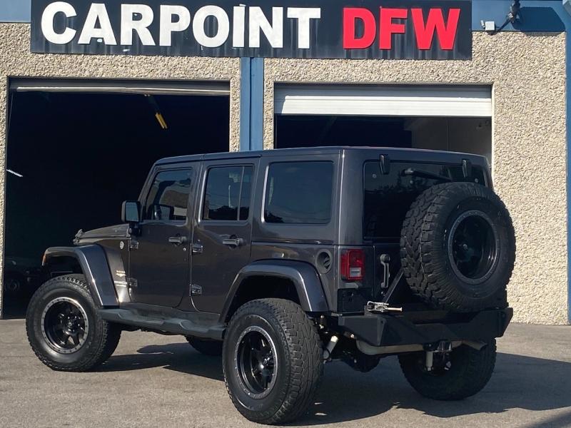 Jeep WRANGLER UNLIMITED SAHARA 2014 price $26,500