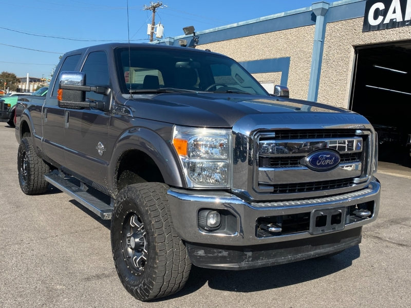Ford F250 4X4 DIESEL LIFTED 2012 price $28,300