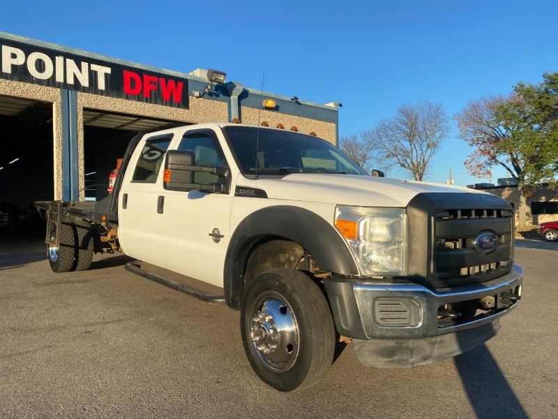 Ford F550 DUALLY 4X4 2012 price $24,500