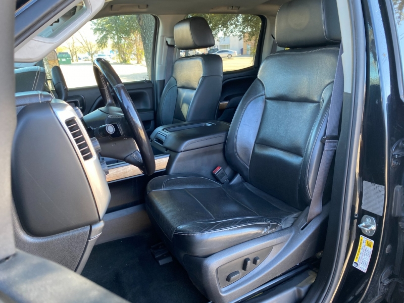 Chevrolet Silverado 3500HD LTZ DUALLY 4X4 2015 price $38,995