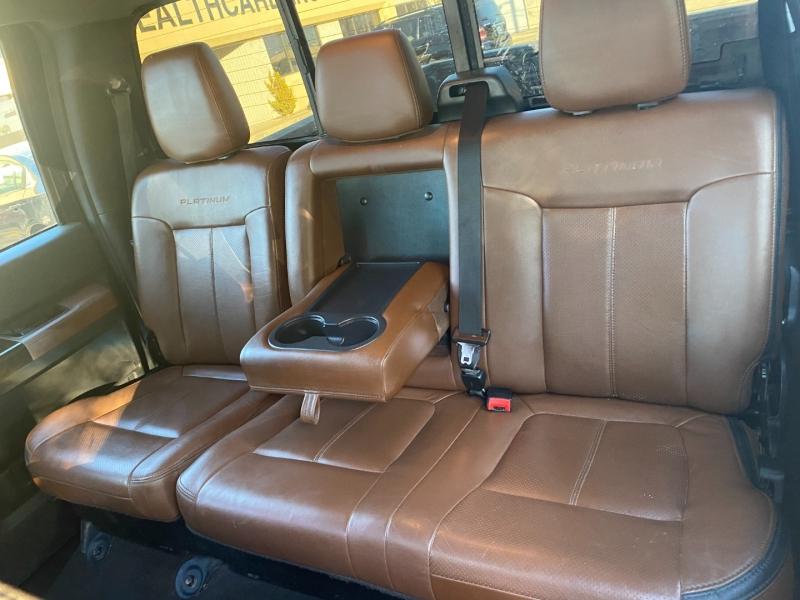 Ford F250 PLATINUM 4X4 2015 price $39,395