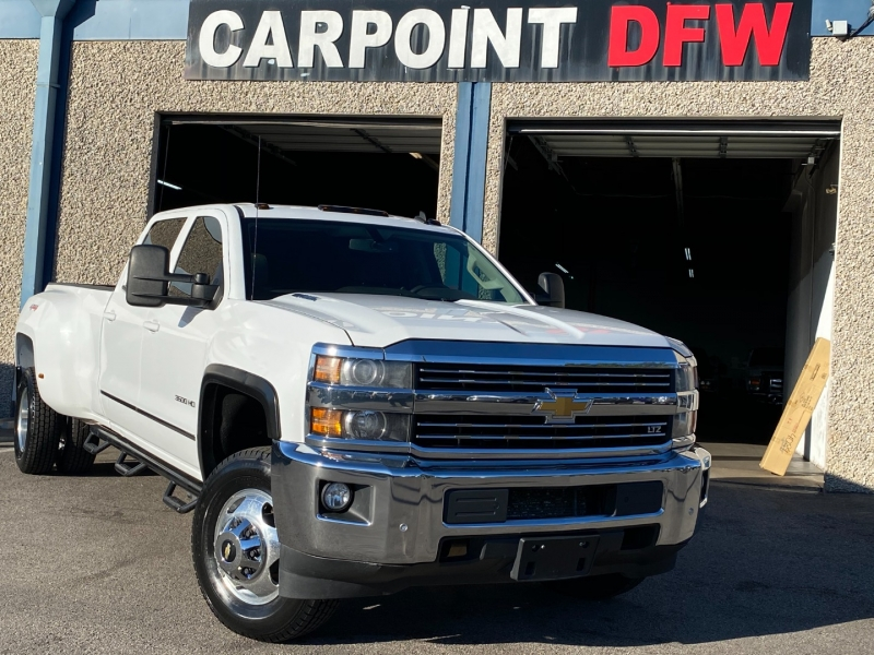 Chevrolet SILVERADO 3500HD 4X4 LTZ 2015 price $37,395