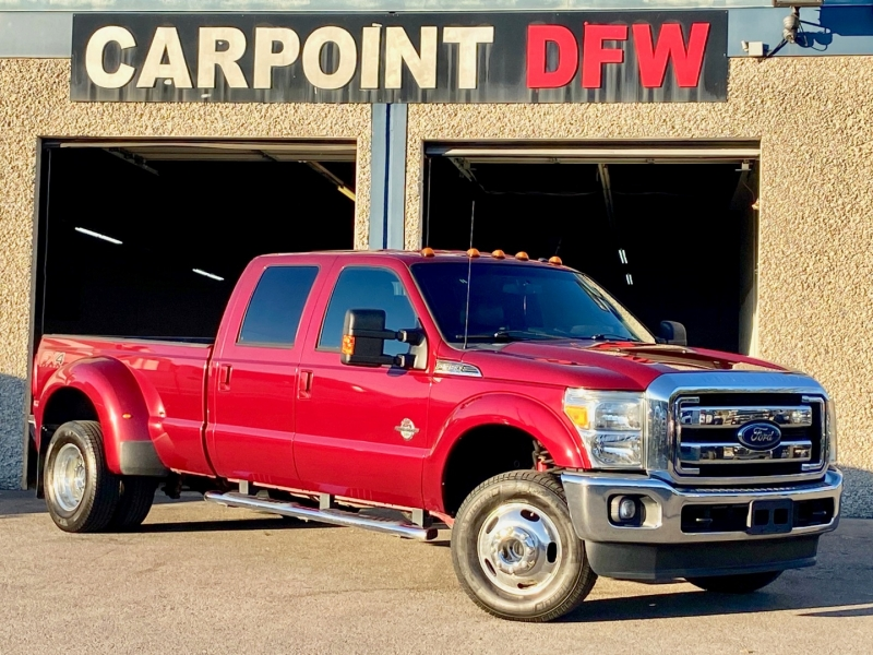 FORD F350 LARIAT FX4 Super Duty F-350 DRW 2013 price $38,400