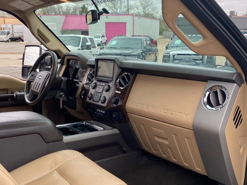 Ford F250 LARIAT 4X4 2015 price $37,500