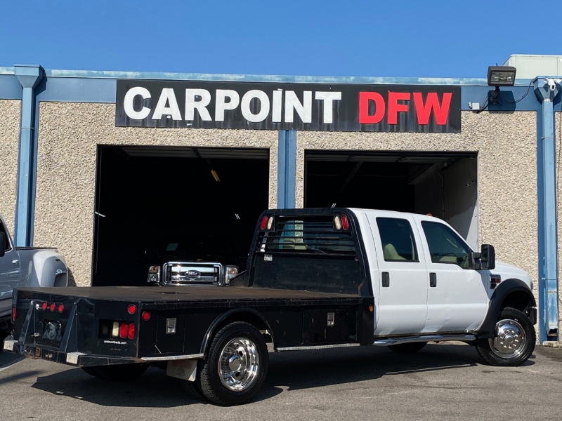 Ford Super Duty F-450 DRW 2009 price $21,500