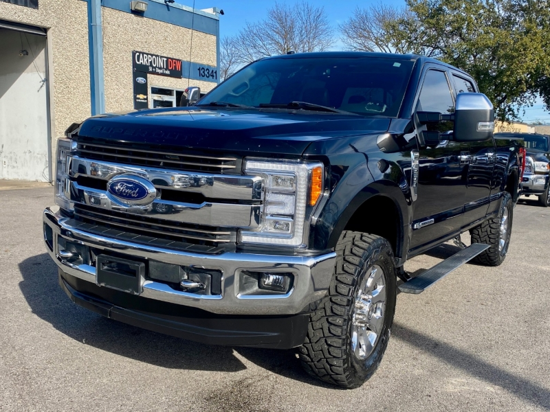 Ford F250 KING RANCH 4X4 2017 price $42,900